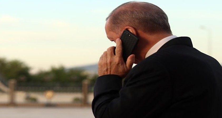 Cumhurbaşkanı Erdoğan, Başbakan Boyko Borisov ile bir telefon görüşmesi gerçekleştirdi