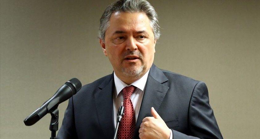 Türkiye'nin NATO Daimi Temsilcisi Öztürk: Türkiye NATO'da özel ağırlığı bulunan bir müttefiktir