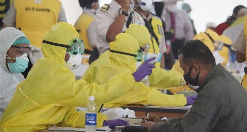 Endonezya'da Kovid-19 salgını bütün eyaletlere yayıldı