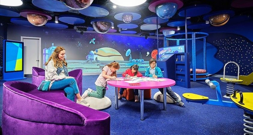 İstanbul Havalimanı'nda 'Çocuk ve Aile Dostu Havalimanı' konsepti