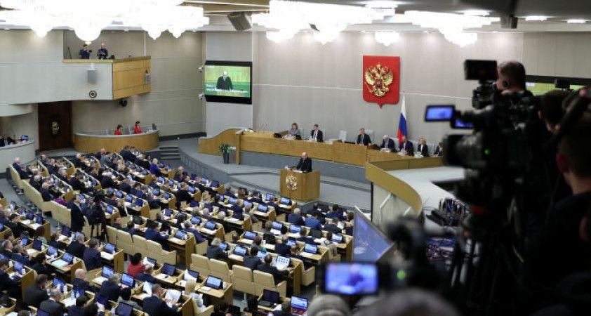 Duma, Dağlık Karabağ'daki durumla ilgili bildiri kabul etti: Müzakerelere dönün, arabuculuğa hazırız