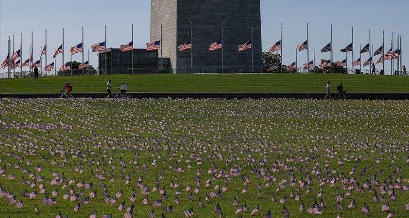 ABD'de Kovid-19'dan ölenlerin sayısı 233 bini geçti