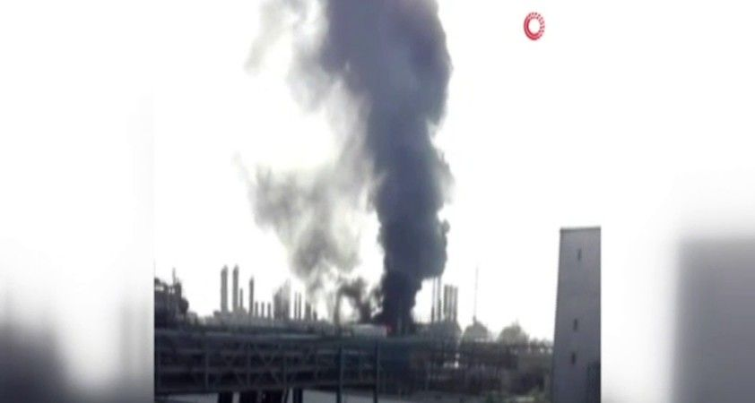 İran'da petrokimya fabrikasında patlama