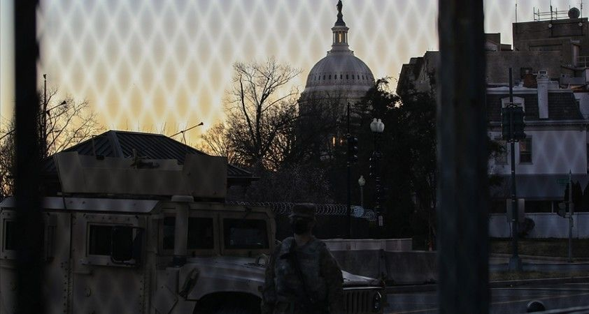 ABD Kongresinde 'baskın tehdidi' gerekçesiyle güvenlik önlemleri artırıldı