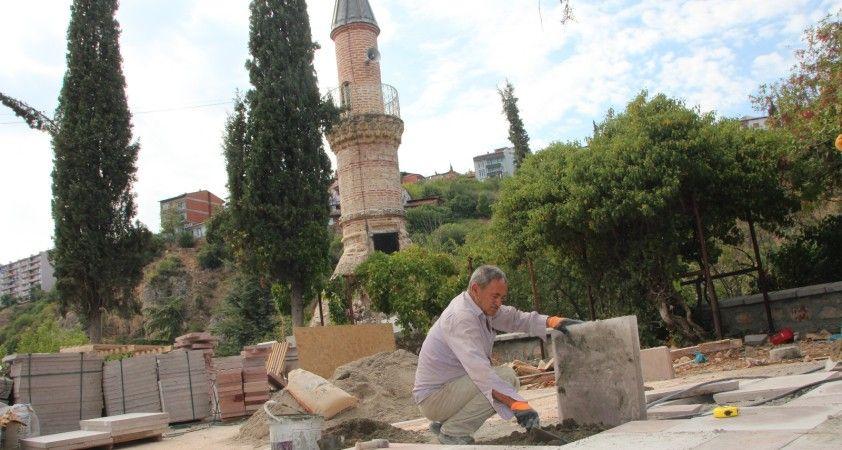 Şeyh Edebali Türbesinde 2 aylık restorasyon çalışması sona erdi