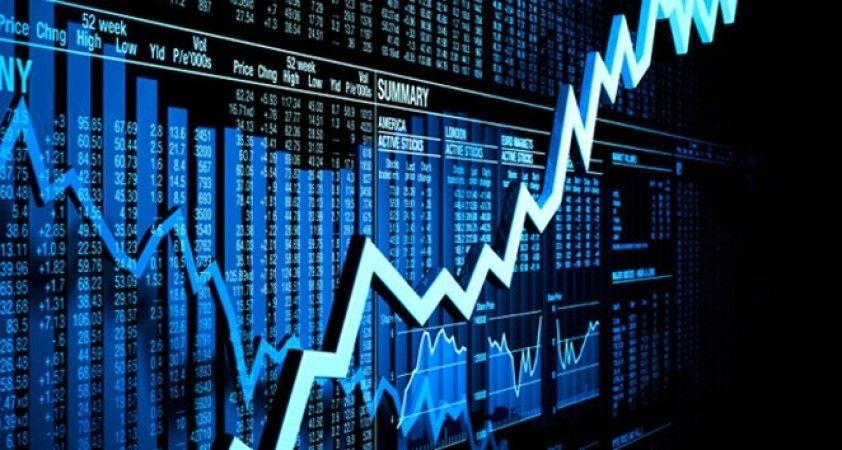Borsa ilk yarıda yükseldi
