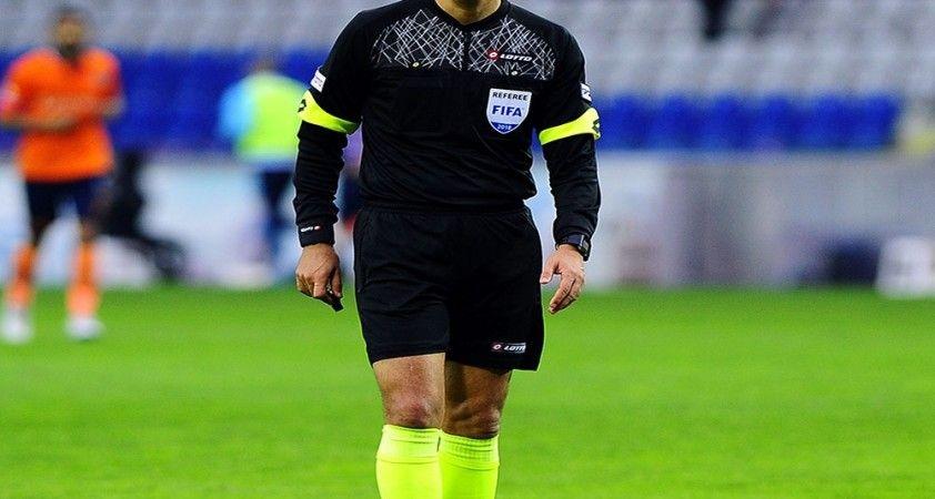 Kayserispor-Karagümrük maçını Alper Ulusoy yönetecek
