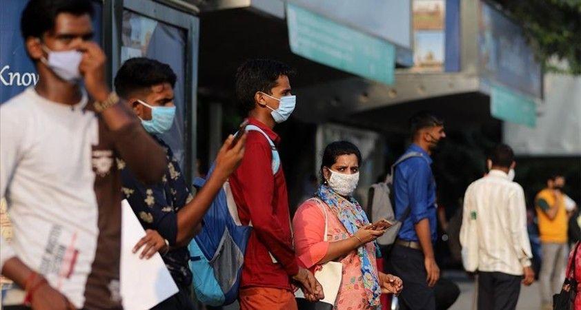 Hindistan'da Kovid-19 vaka sayısı 9 milyonun üzerinde, Çin'de durum kontrollü seyrediyor