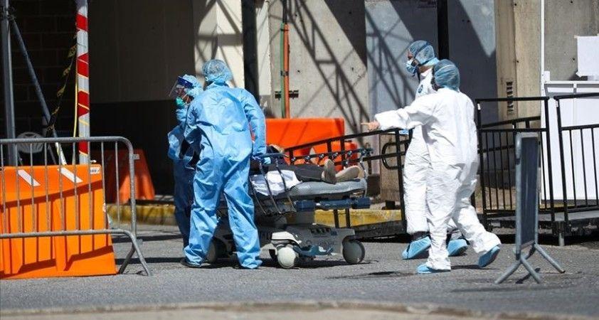 ABD'de Kovid-19 salgınında ölenlerin sayısı 586 bin 471'e yükseldi