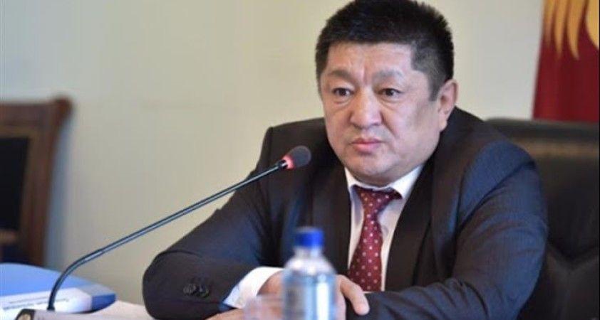 Koronavirüs salgınından sorumlu tutulan Kırgızistan Sağlık Bakanı görevden alındı