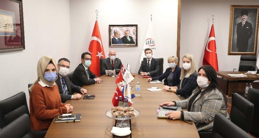 Bosna-Hersek'ten yatırım ve ticaret için ATO üyelerine davet