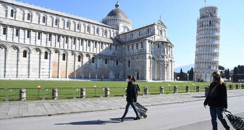 İtalya'da koronavirüs vakalarındaki düşüş eğilimi teyit edildi