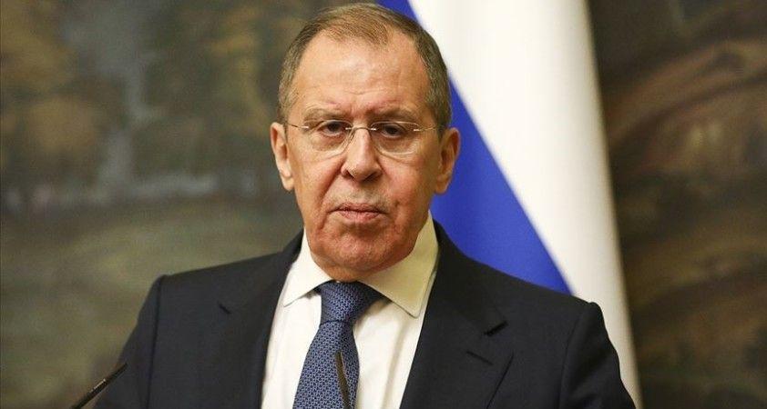 Rusya Dışişleri Bakanı Lavrov: Pek çok AB ülkesi, başkalarıyla kibirli konuşma alışkanlığından vazgeçmiyor