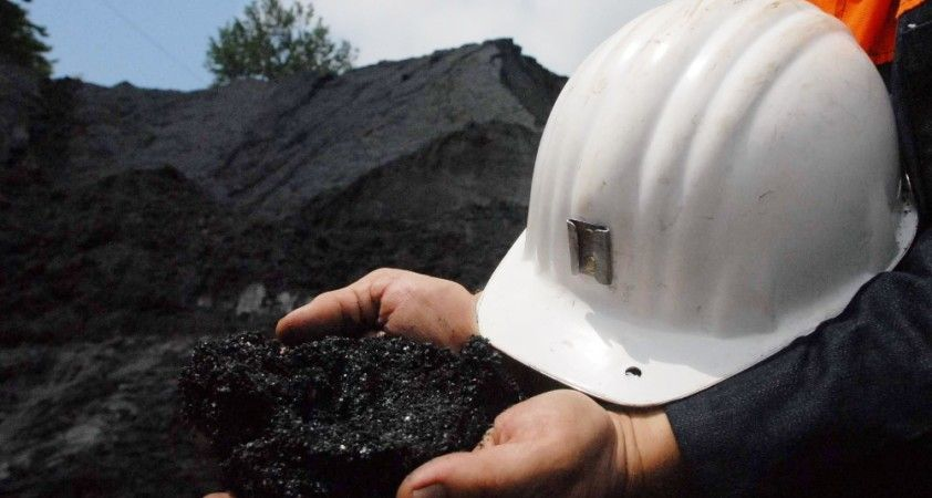 Taşkömürü teslimatının yüzde 54,1'i termik santrallere yapıldı