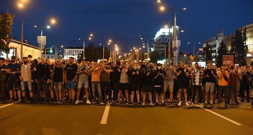 Belarus'ta Cumhurbaşkanı Lukaşenko'nun altıncı dönemi protestolarla başlıyor