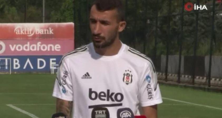 """Mehmet Topal: """"Sergen hocam buraya gelmemi çok istedi"""""""