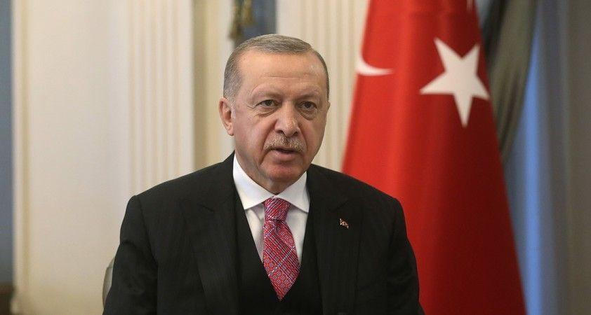 Cumhurbaşkanı Erdoğan: Yatırımlarımız gelecek nesillere miras olacaktır