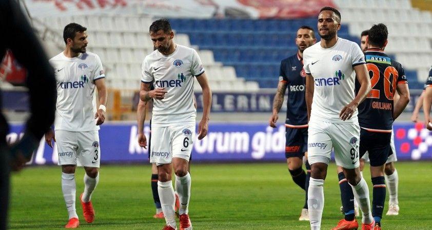 Süper Lig: Kasımpaşa: 0 - Medipol Başakşehir: 1 (Maç sonucu)
