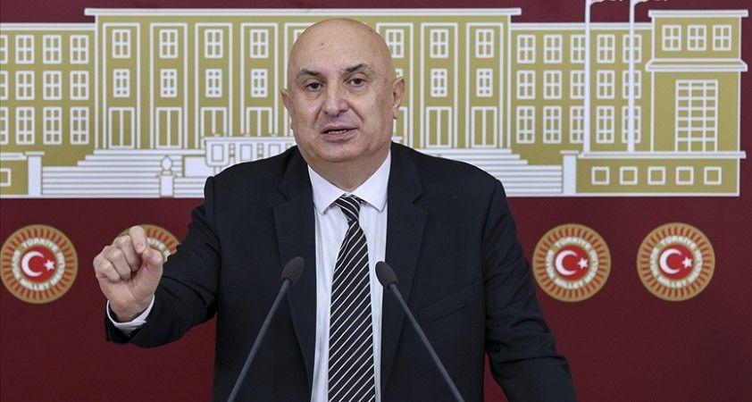 CHP'li Özkoç: Allah şahidimiz olsun ki PKK terör örgütü yaptıklarının hesabını er ya da geç ödeyecektir