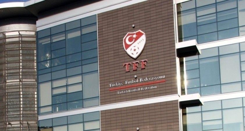 TFF'den Kulüpler Birliği açıklaması