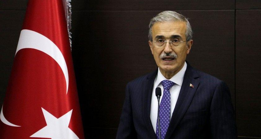 """Demir: """"Türkiye artık küresel güç olmak durumunda, buna mecbur"""""""