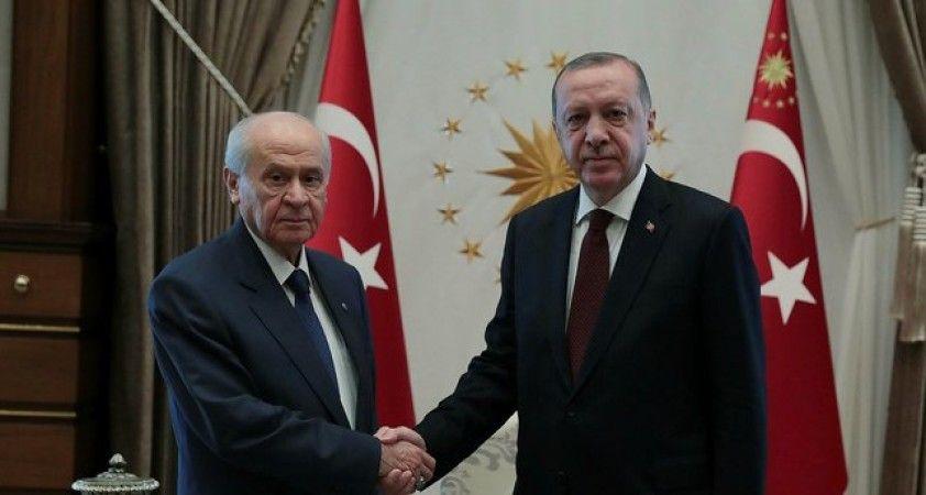 Cumhurbaşkanı Erdoğan ile Devlet Bahçeli, Demokrasi ve Özgürlükler Adası'nın açılışına katılacak