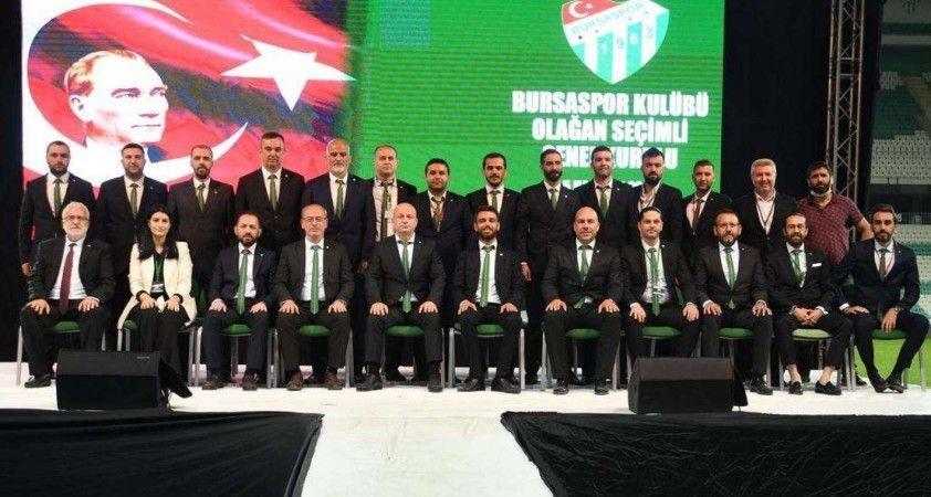 Bursaspor Kulübü Yönetimi: