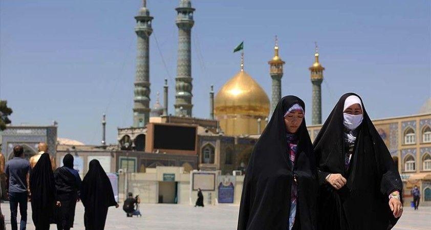 İran'da en yüksek günlük Kovid-19 ölü sayısı kaydedildi