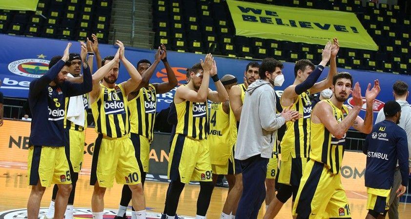 THY Euroleague: Fenerbahçe Beko: 82 - Maccabi Playtika: 75