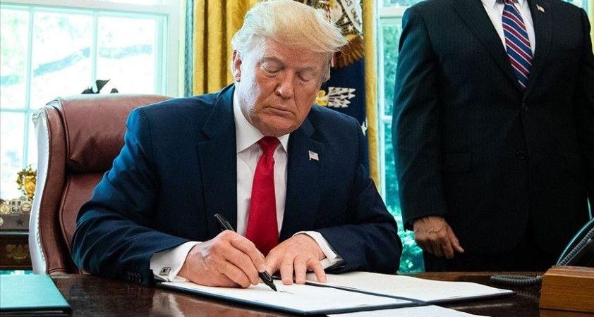 Trump'ın Çin yapımı İHA'lara 'güvenlik tehditi' incelemesi için imzaladığı kararnameye eleştiri