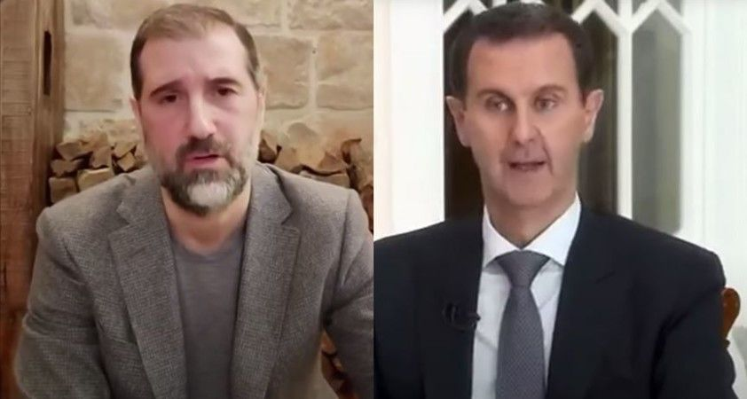 Esed'in oligark kuzeni Mahluf rejimi yargıya şikayet etti