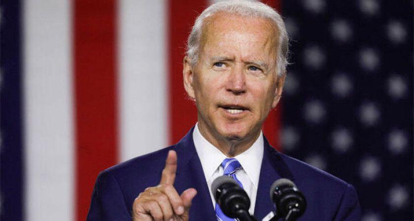 Joe Biden: Amerika önderliğe hazır