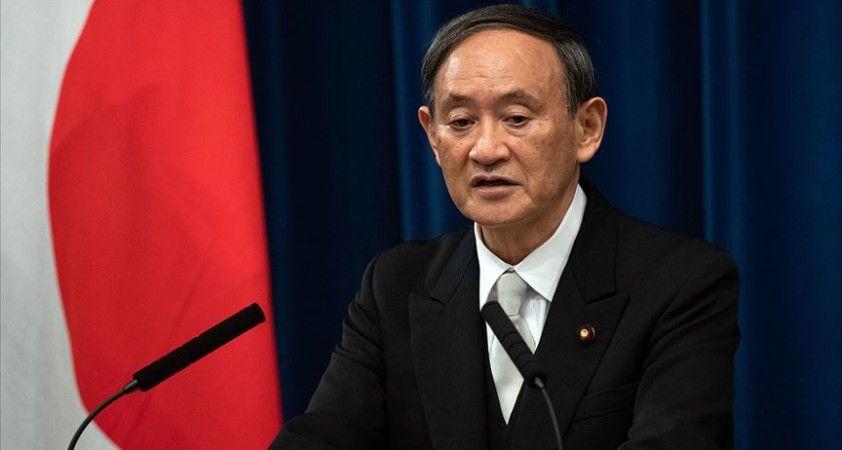 Japonya Başbakanı Suga: Tokyo Olimpiyatlarını gelecek yaz düzenlemekte kararlıyız