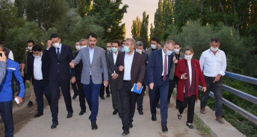 Bakan Kurum: '1 yılda 148 milyon TL'lik cezai işlem yaptık'