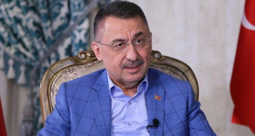 Cumhurbaşkanı Yardımcısı Oktay: Cenevre'de, Rum kesimi çözümsüzlükten yana tutumundan vazgeçmiş değil