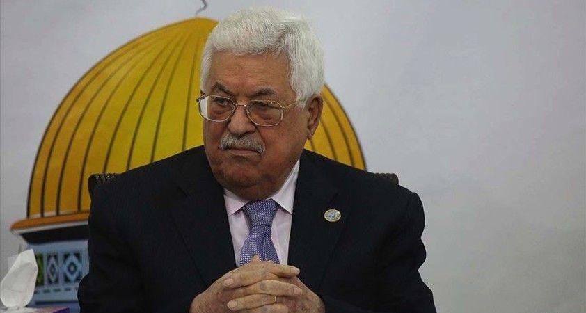 Filistin Devlet Başkanı Abbas: Barış konferansı düzenlenmesini istedi