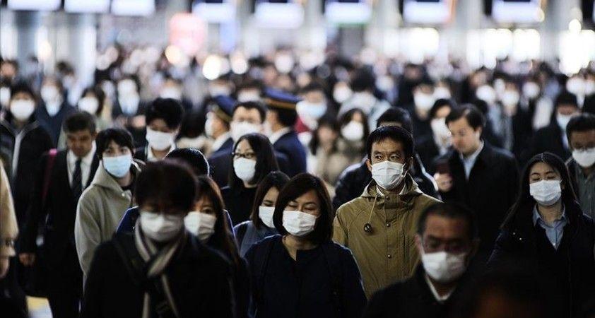 Japonya'da Kovid-19 vaka artış hızı önlenemezse yeni yıl öncesi OHAL gelebilir