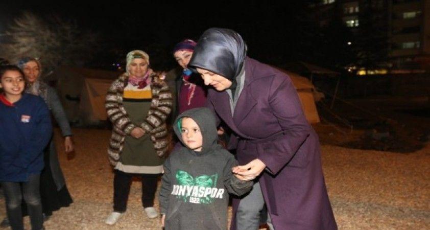 Elazığlı minik Ayaz'a Konya daveti