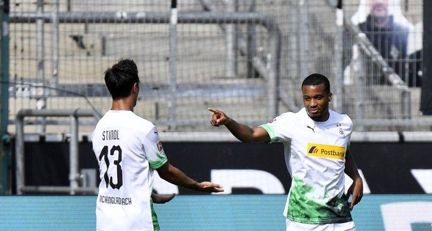 Mönchengladbach, Union Berlin karşısında rahat kazandı: 4-1