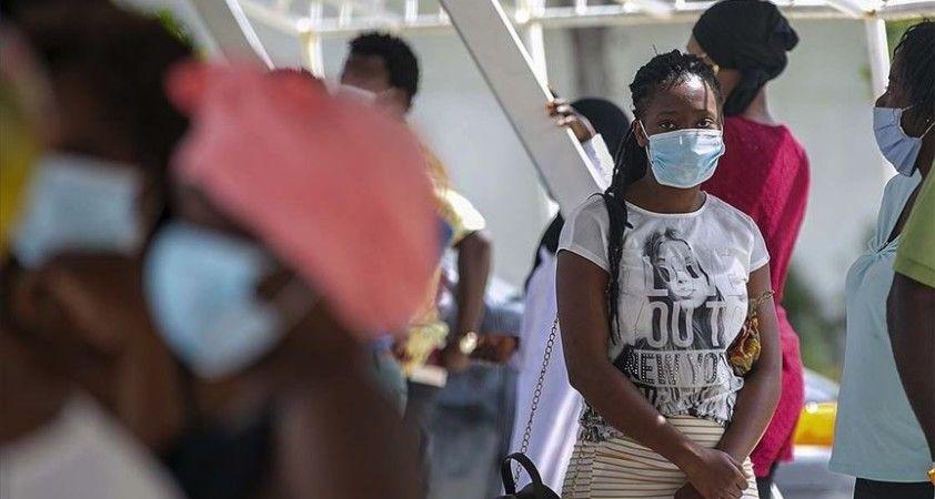 Afrika'da Kovid-19 vaka sayısı 1 milyon 60 bini aştı