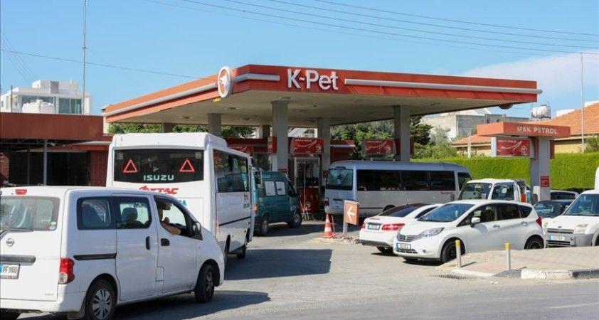 KKTC Benzinciler Birliği: K-PET ve AL-PET akaryakıt satışını durdurdu