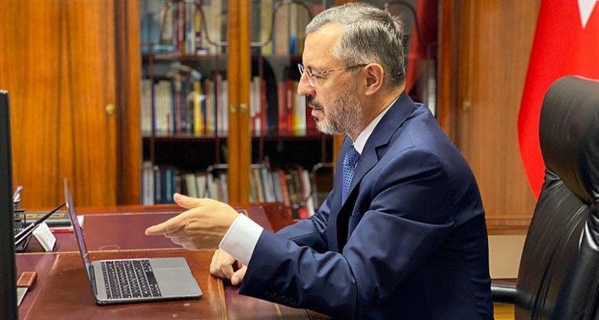 Türkiye'nin Vatikan Büyükelçisi Göktaş: Batı'da İslamofobi vakalarındaki artış Türkiye'ye bakışı da olumsuz etkiliyor