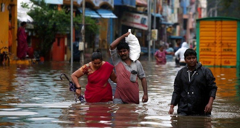 Hindistan'da Nivar Fırtınası alarmı
