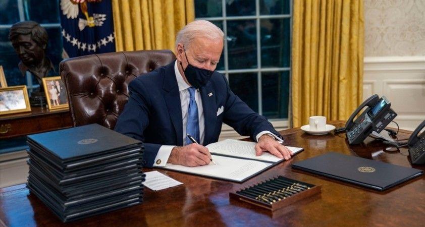 Biden ülke içinde Amerikan ürünlerinin satın alınmasına öncelik verilmesi için kararname imzaladı