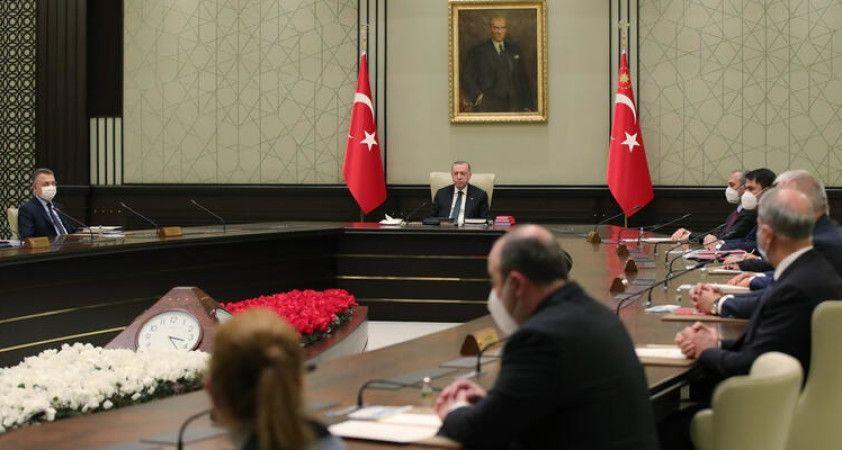 Kabine Toplantısı ertelendi