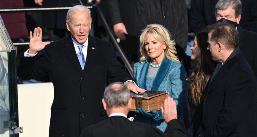 Biden'ın Beyaz Saray'a giden yolda 'kara para' ile desteklendiği iddia edildi