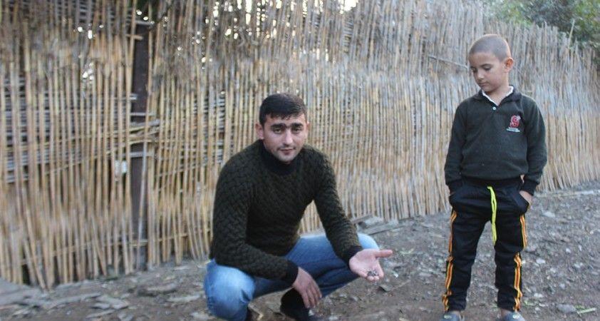 Berde'deki saldırıda hayatını kaybeden annesinin ölüm haberini cephede aldı