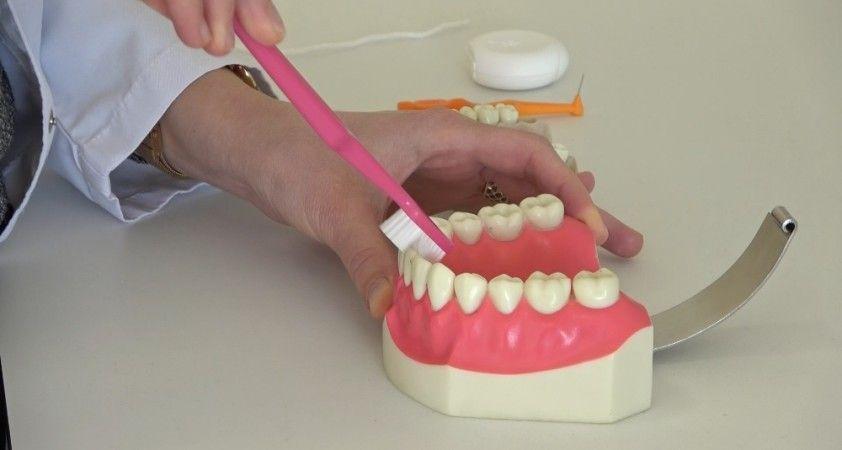 Salgında ağız ve diş sağlığında dikkat edilmesi gereken hususlar