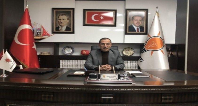 Başkan Dağtekin'den Gezi Davası açıklaması