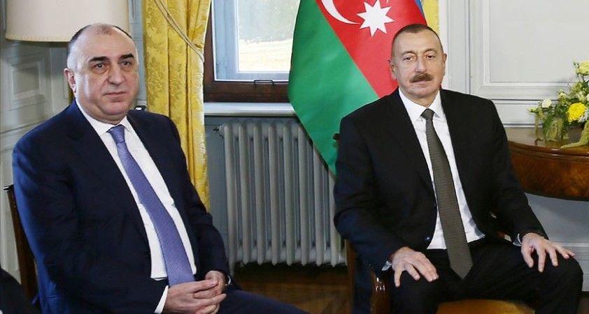 Azerbaycan Cumhurbaşkanı Aliyev, Dışişleri Bakanı Memmedyarov'u görevden aldı